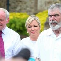 Martin McGuinness defends leadership of Gerry Adams