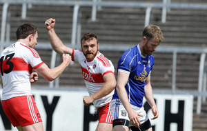 Derry never stopped believing in ability - Emmett McGuckin