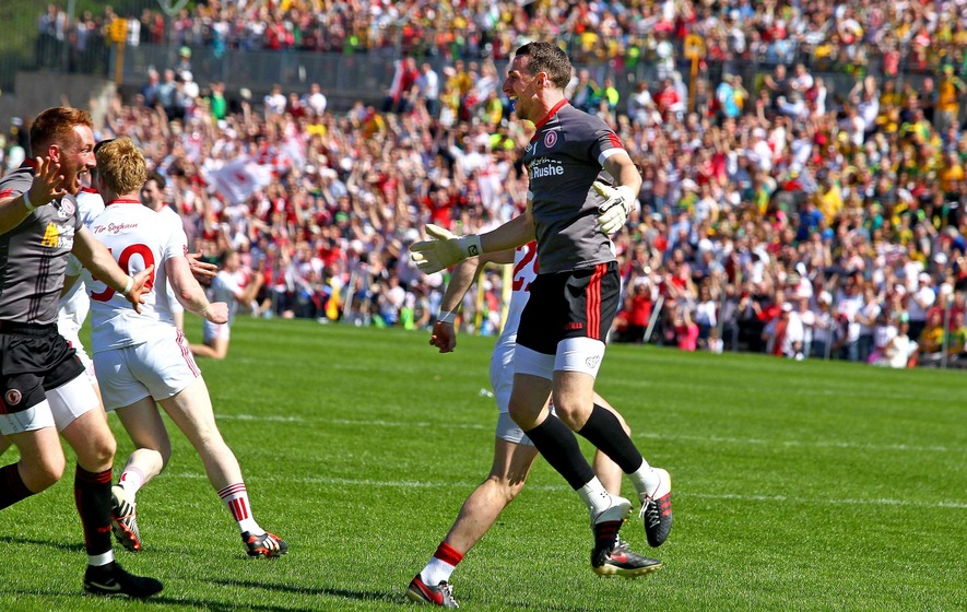 Double delight for Niall Morgan as Ulster win falls on birthday