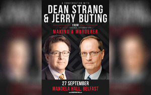 Making a Murderer lawyers Strang and Buting to visit Belfast