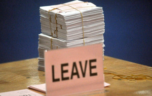There is momentum for change following Leave result