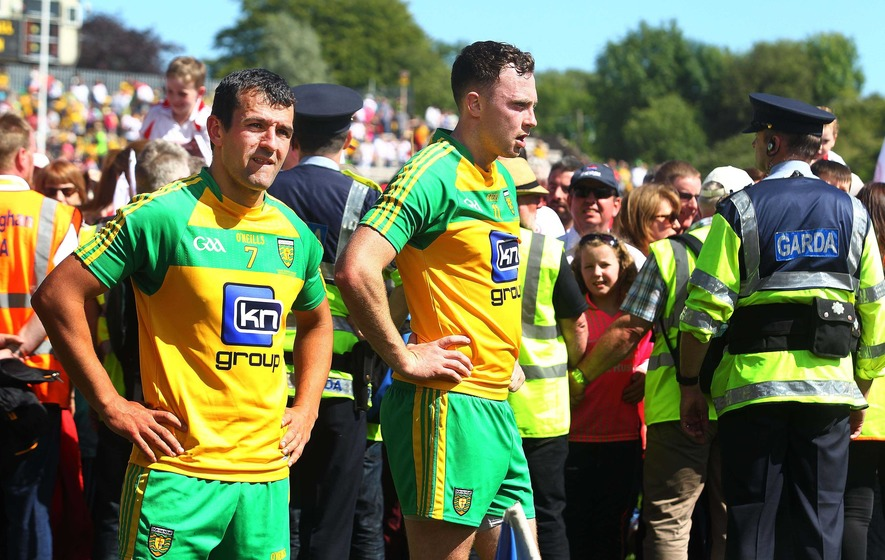 Donegal can bounce back against Cork - Brian Roper