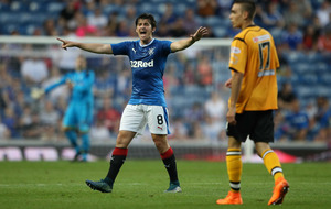 Joey Barton makes debut in Rangers win over Annan