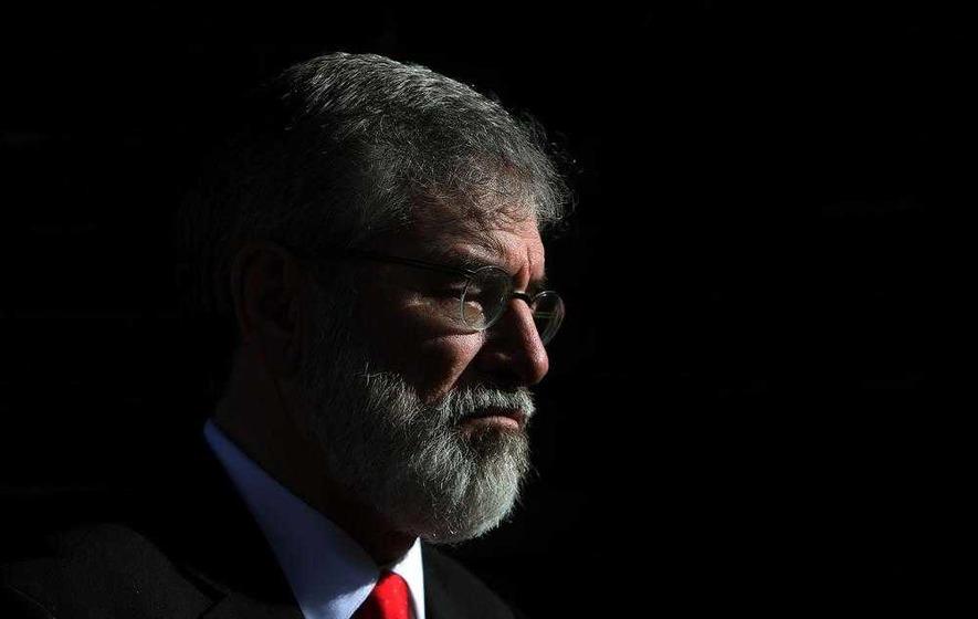 Is Gerry Adams an asset or a hindrance to the Sinn Féin project?