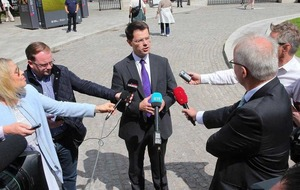 'Conditions not met for border poll' - Brokenshire
