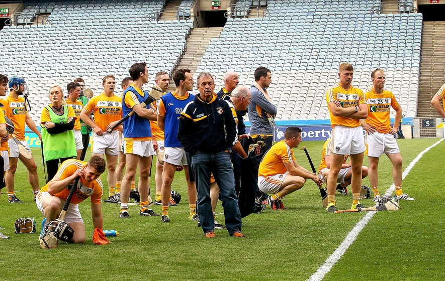 Christy O'Connor: Antrim could benefit from appointing a Director of Hurling