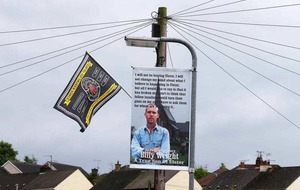 PSNI chief George Hamilton to be quizzed over Billy Wright banner
