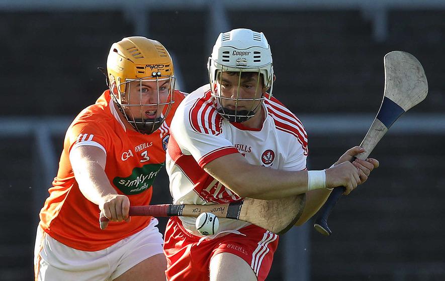 Derry goals break Armagh resistance in U21 battle