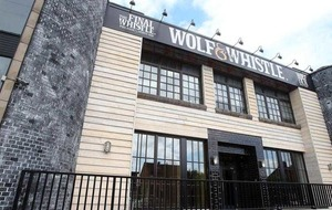 Eating Out: Wolf and Whistle a revamped old haunt that'll definitely call me back