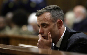 Lawyers seek harsher sentence for Oscar Pistorius following girlfriend's murder