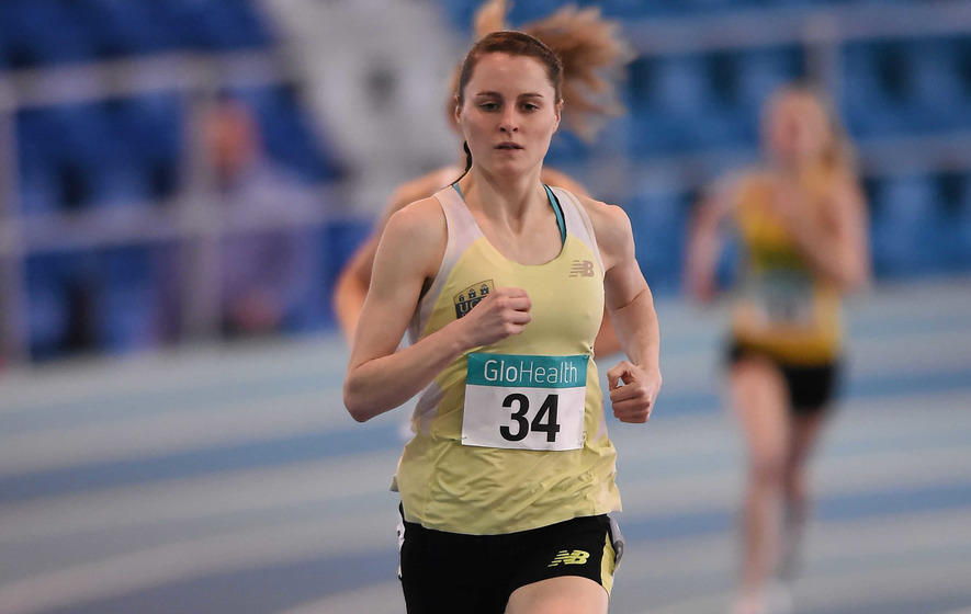 Ciara Mageean drops down in distance for Morton Games
