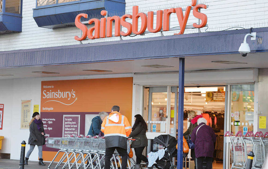 Sainsbury gets go ahead for £1.4 billion takeover of Argos owner