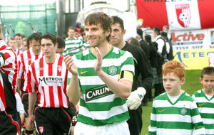 We passed on Paddy McCourt: Cliftonville chair Gerard Lawlor