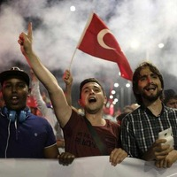 Calm on streets of Turkey after state of emergency introduced