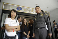 British journalist's wife arrested in Thailand