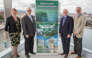 Would you credit it . . . Waterfront Hall conference raises £3.7m for Belfast