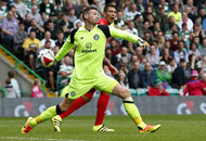 Penalty shoot out success for Leicester over Celtic