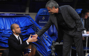 Guardiola keen to shake hands with Mourinho in Beijing