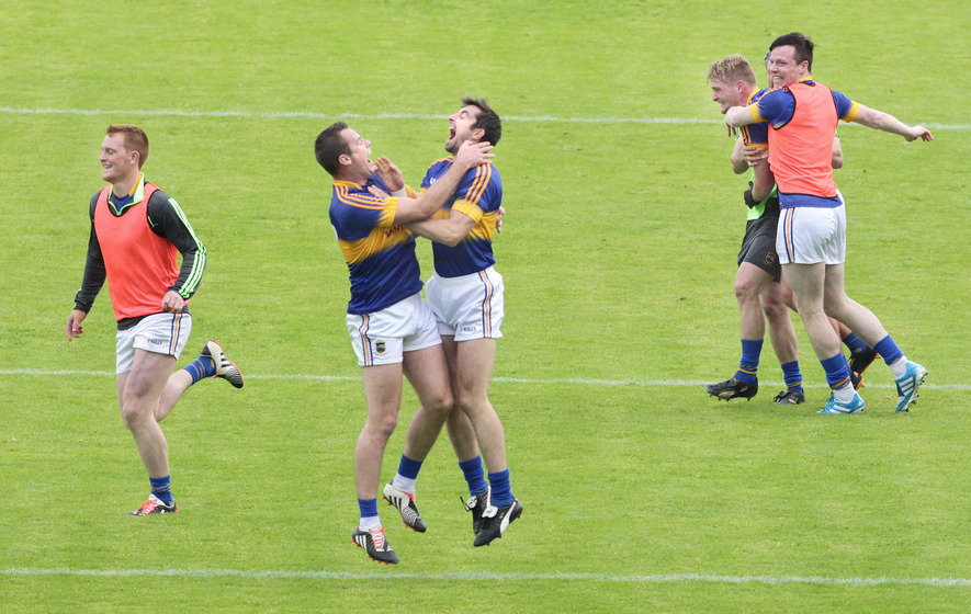 Disbelief surrounds last gasp Derry defeat to Tipperary