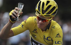 Chris Froome wins third Tour de France in Paris