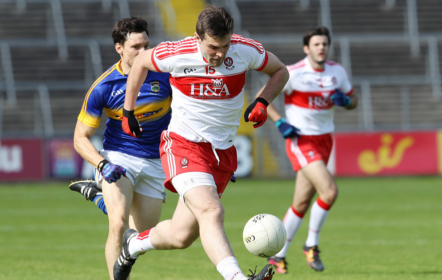Tipperary v Derry - how they rated