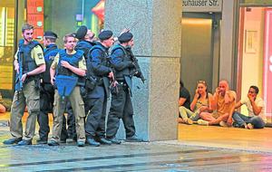Friend of teenage boy who killed 9 people in Munich is arrested