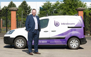 Man behind Belfast-based telecoms firm b4b telecoms firm reveals ambitious growth plans
