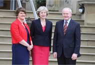 'Brexit must work for Northern Ireland,' May insists on Stormont visit
