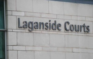 Woman pushed from speeding car, court hears