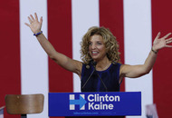 Debbie Wasserman Schultz quits US Democratic party over leaked email scandal