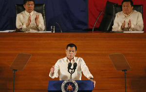 Philippine president declares unilateral ceasefire with communist guerrillas