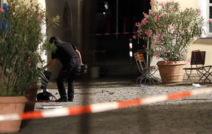 Islamic State claims responsibility for Ansbach attack