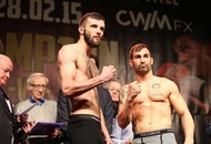 Anthony Cacace on path to British title shot