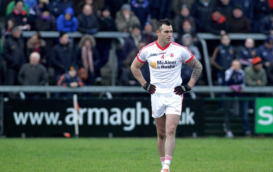 Tyrone star Cathal McCarron appears before Dublin court