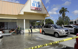 Two people killed and 17 shot at Florida nightclub's teen party