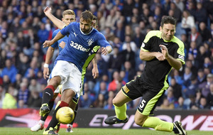 Niko Kranjcar on target in Rangers win over Stanraer