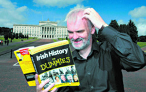 Tim McGarry back on tour with 1916 themed comedy show