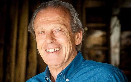 Leslie Grantham Cleans Up His Act With Debut Childrens Novel The