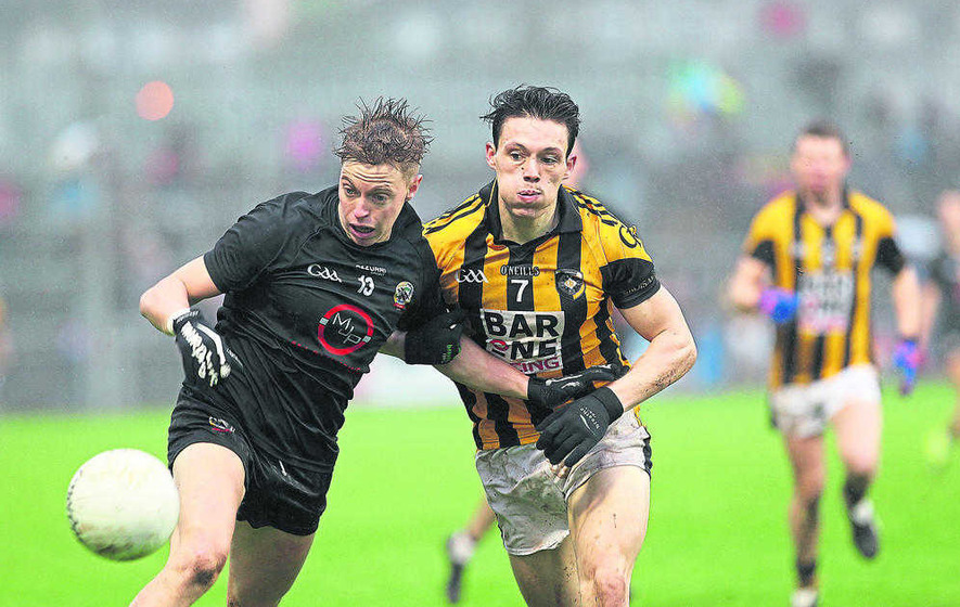 Five-in-a-row not in Kilcoo's thinking insists Paul McIver