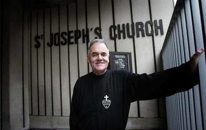 Fr Aidan Troy speaks of French fears after priest's murder