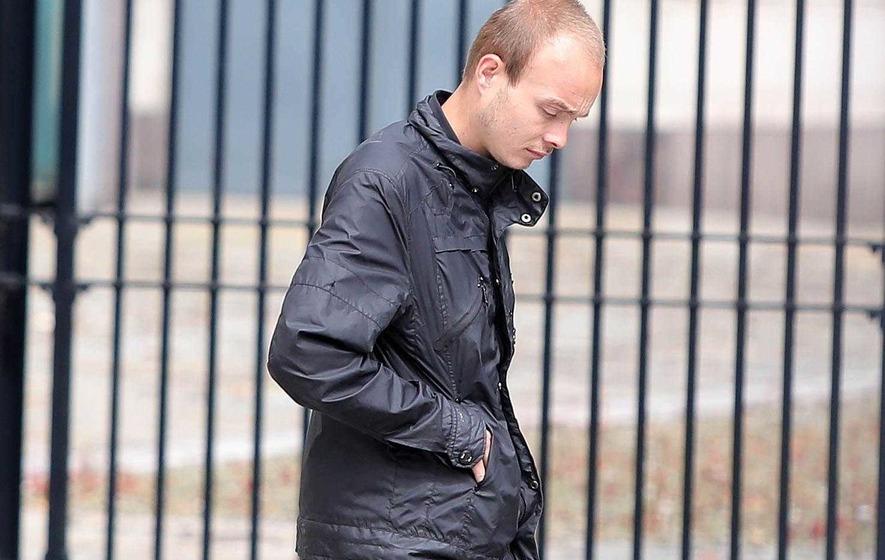 Belfast man pleads guilty to kicking Polish neighbour's dog