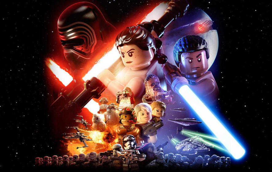 GAMES: Lego Star Wars: The Force Awakens (Multi)