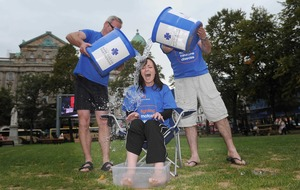 Ice bucket challenge leads to breakthrough in Motor Neurone Disease research