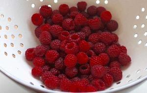 The Casual Gardener: Blowing raspberries