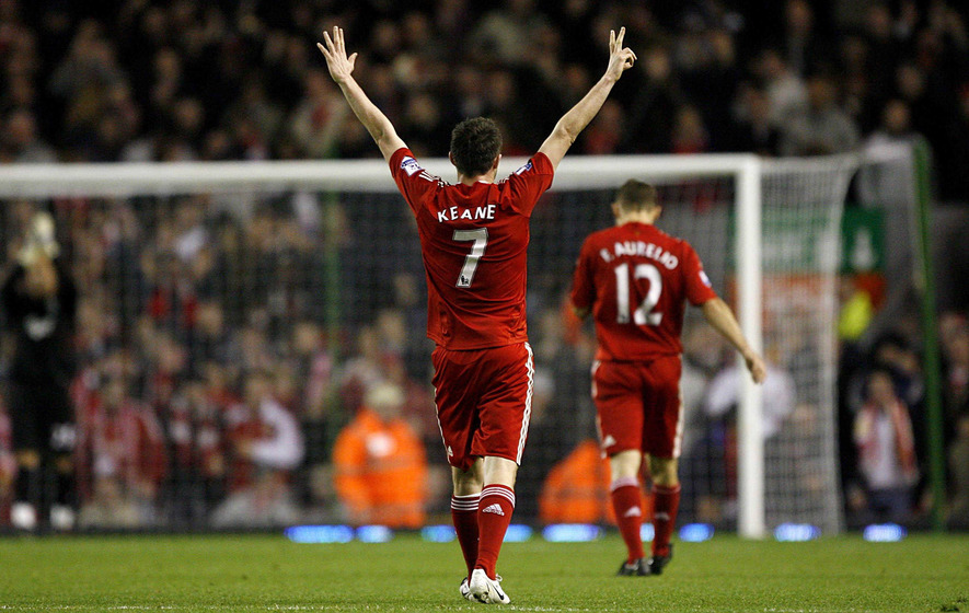 On This Day- July 28 2008: Republic of Ireland's all-time leading goalscorer, Robbie Keane signs for Liverpool