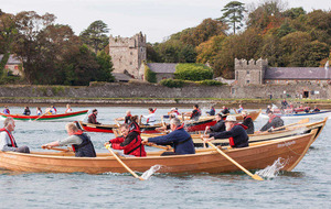 Outdoors: Strangford set to host Skiffie Worlds coastal rowing finale