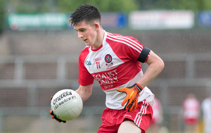 Shea Downey ready to make it count for Derry at Croke Park
