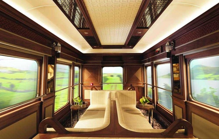 Mivan completes £2.7 million luxury train contract for Belmond
