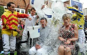 Ice bucket challenge funds motor neurone breakthrough