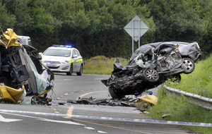 Gardaí 'trailing Donegal road victims' before horror crash